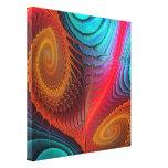 Artistic Fractal Spiral and Patterns