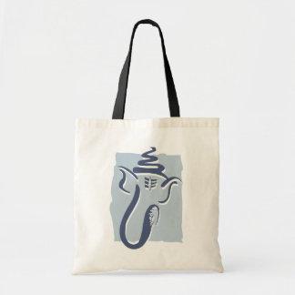 Artistic Ganesh Tote Bag