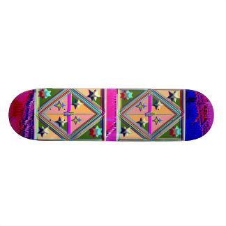 Artistic Graphic Selections Skate Board Deck