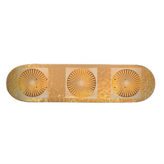 Artistic Graphic Selections Custom Skate Board