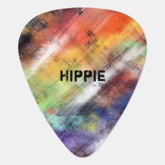 Artistic Grunge Guitar Pick
