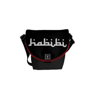 Artistic Habibi Messenger Bags