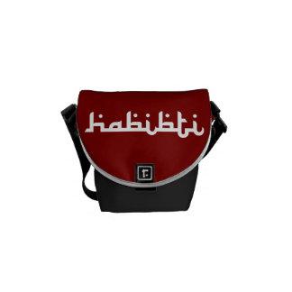 Artistic Habibti Courier Bags