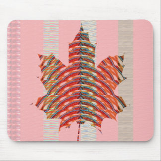 ARTISTIC MAPLELEAF Taste Maple Syrup Sweet GIFTS Mousepads