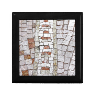artistic mosaic gift box