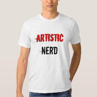 Artistic Nerd Tee
