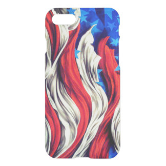 Artistic Old Glory iPhone 8/7 Case