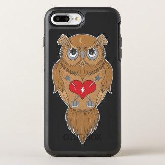 Artistic Owl OtterBox Symmetry iPhone 8 Plus/7 Plus Case