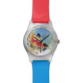 Artistic Pattern Watch