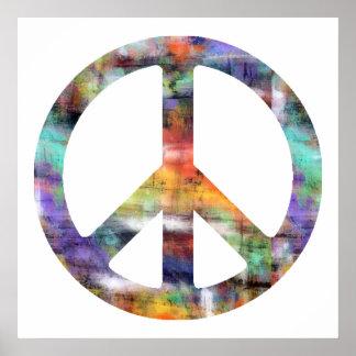 Artistic Peace Sign
