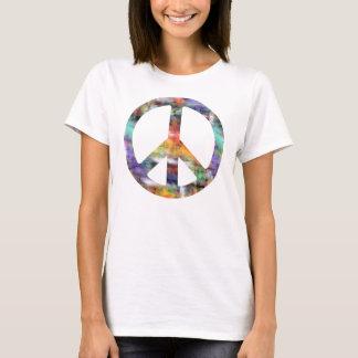 Artistic Peace Sign T-Shirt