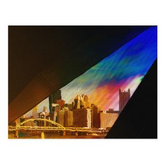 Artistic Pittsburgh, Pennsylvania Postcard