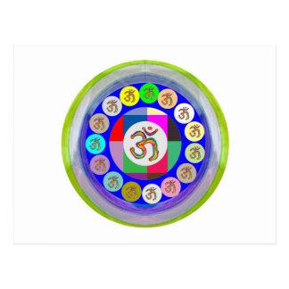 Artistic Presentation Matters - Dr Mantra Navin Postcard
