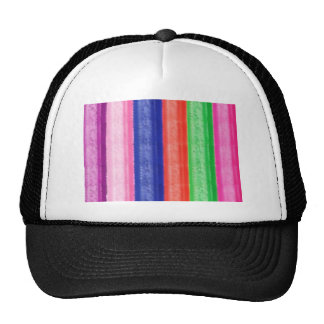 ARTISTIC Rainbow Stripe Cap