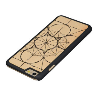 Artistic Sacred Geometry phone case