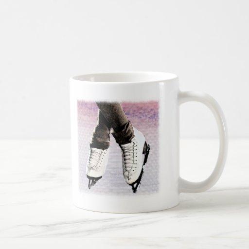Artistic Skates Basic White Mug