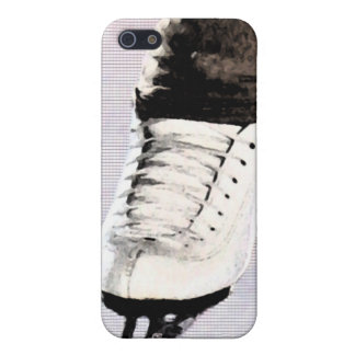 Artistic Skates Case For iPhone 5/5S