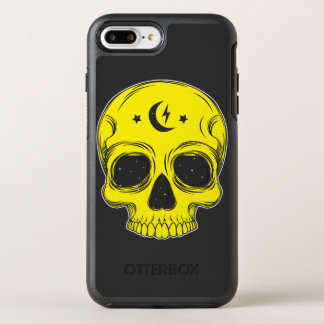 Artistic Skull Illustration OtterBox Symmetry iPhone 8 Plus/7 Plus Case
