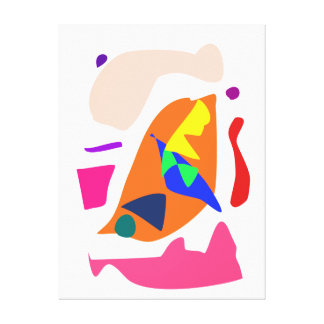 Artistic Space Blank 6 Canvas Prints