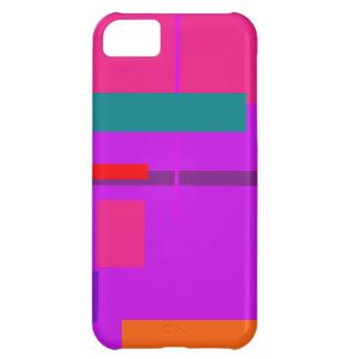 Artistic Space Phlox iPhone 5C Case