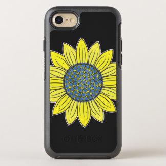 Artistic Sunflower OtterBox Symmetry iPhone 8/7 Case