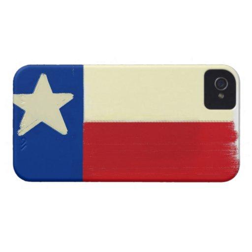 Artistic Texas pride local flag iphone 4 case