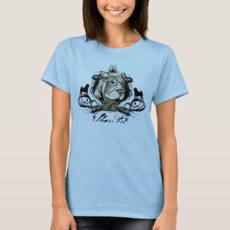Artistic urban Shar Pei Projekt Dog Shirt