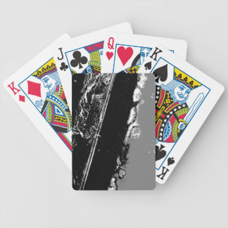 Artistic Wax Texture Playing Cards