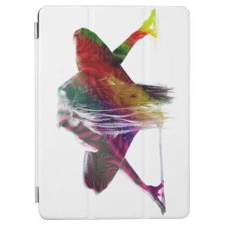 Artistic Woman Cover iPad Air Cover