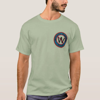 Artists Against Bush T-Shirt