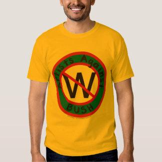 Artists Against Bush T-shirts