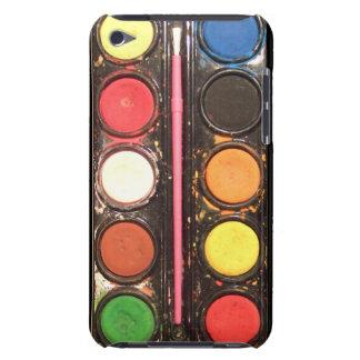 Artist's colorful paint color box iPod Case-Mate case