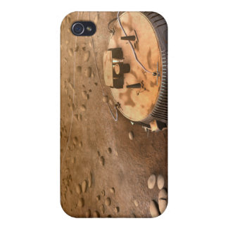 Artist's concept cases for iPhone 4