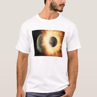 Artist's concept of a celestial body T-Shirt