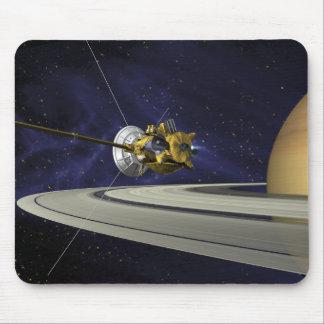 Artists concept of Cassini Mouse Mat