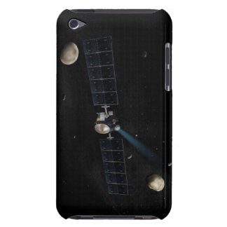 Artist's concept of the Dawn spacecraft in orbi iPod Touch Cases