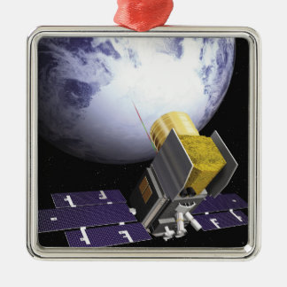Artist's concept of the Ice, Cloud Christmas Ornament