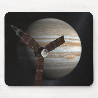 Artist's concept of the Juno spacecraft Mouse Mat