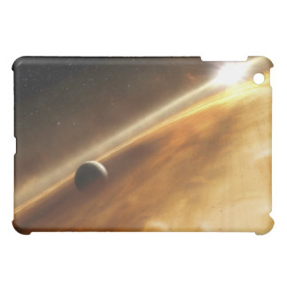 Artist's concept of the star Fomalhaut Cover For The iPad Mini