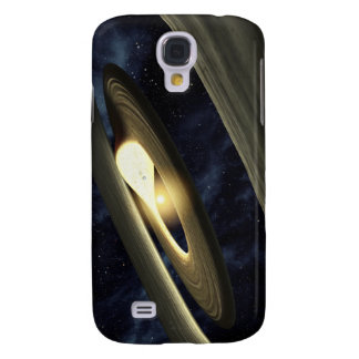Artist's concept showing a lump of material galaxy s4 case