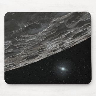 Artist's Conception of a Kuiper Belt Object Mouse Mat