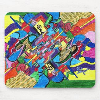 Artist's Dream Mouse Pad