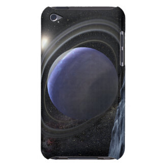 Artist's illustration barely there iPod case
