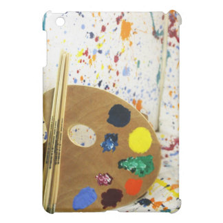 Artists Paint Spler And Pallet of Paint Case For The iPad Mini