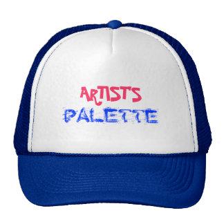 ARTIST'S PALETTE CAP