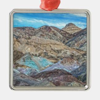 (Artist's Palette) Death Valley National Park Christmas Ornament