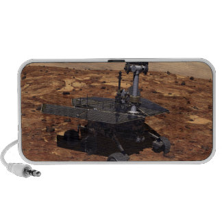 Artists rendition of Mars Rover 2 iPhone Speakers