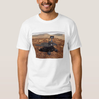 Artists rendition of Mars Rover 2 Tshirts