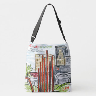 ARTivity on the Green All-Over Print Tote Bag