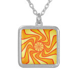 ArtPattern15 Personalized Necklace